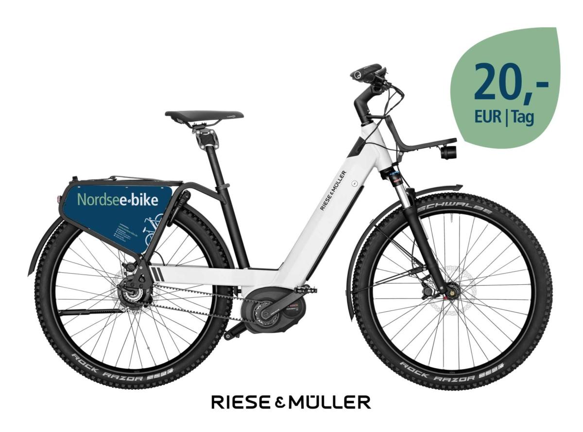 E-Bike NevoGT