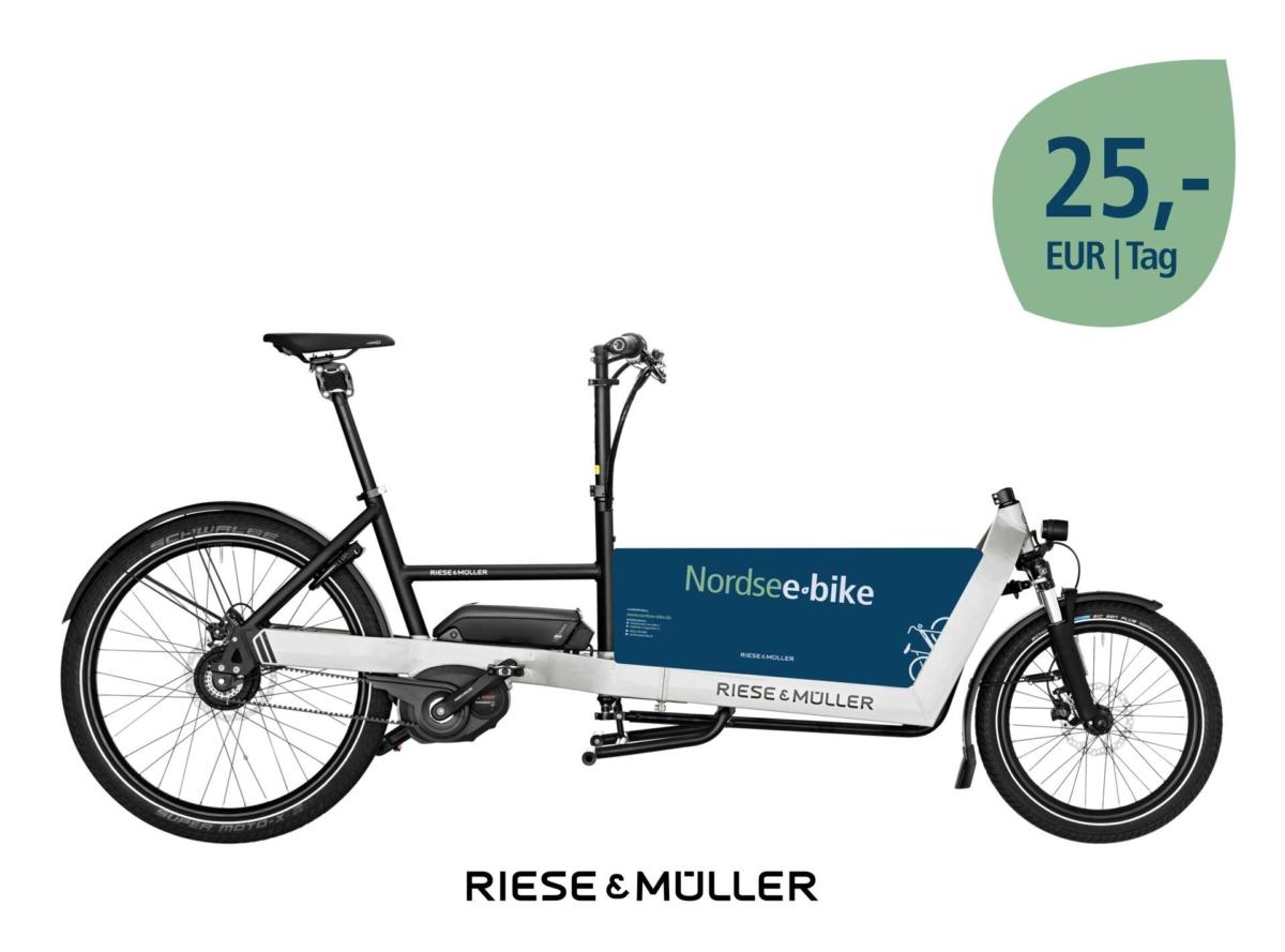 E-Cargo-Bike Packster